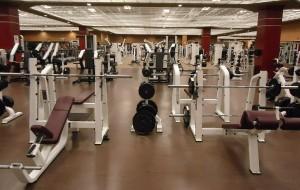 Zunehmen durch Training im Gym